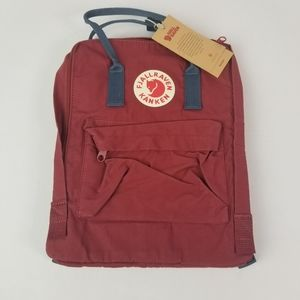 Fjallraven Kanken Classic Backpack Ox Red NWT